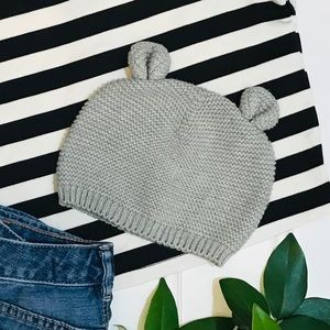 Other - Baby GAP Bear Beanie